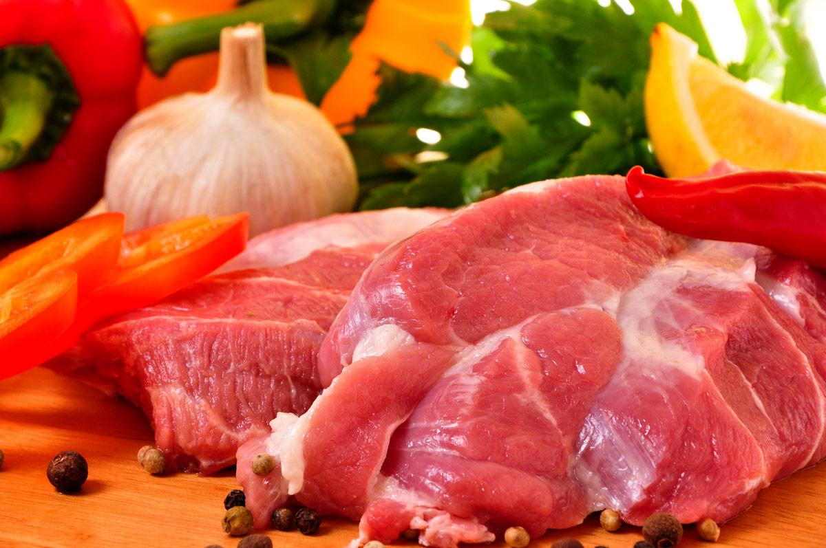 Загальні правила: зберігання і обробка м'яса.