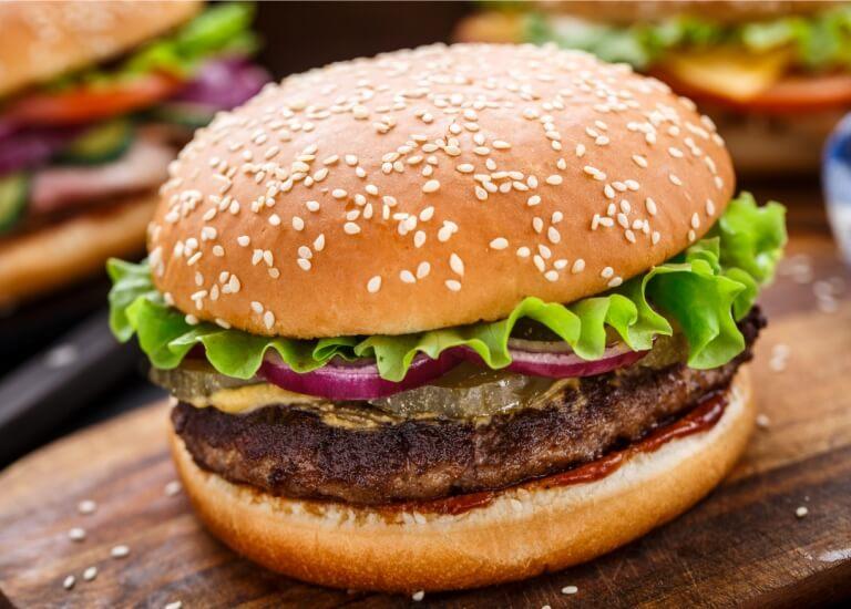 Три правила приготовления вкуснейшего бургера